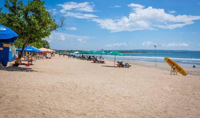 the hotel kuta beach